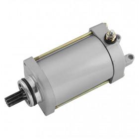 Starter Motor Silver
