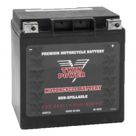 Premium Factory-Activated AGM Battery
