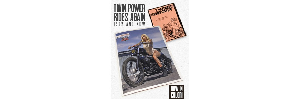 Twin Power Releases New Catalog