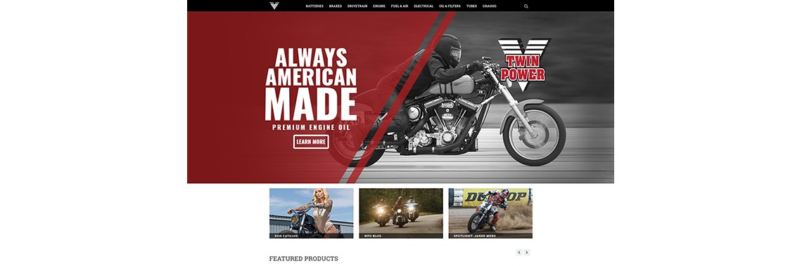 Twin Power Launches New Website