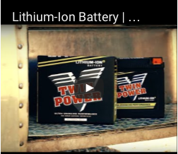 Lithium-Ion Battery | Twin Power