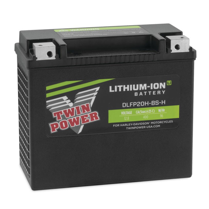 Lithium Ion Battery For V Twin Motorcycles
