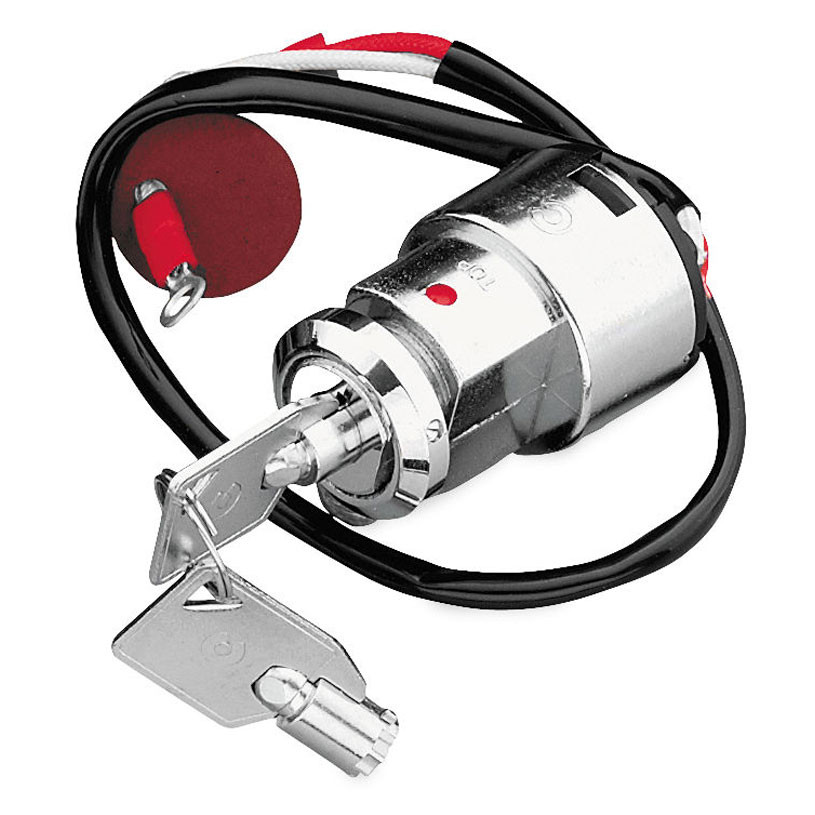 Round Security Key Ignition Switches, Stock 2-Wire Style ...