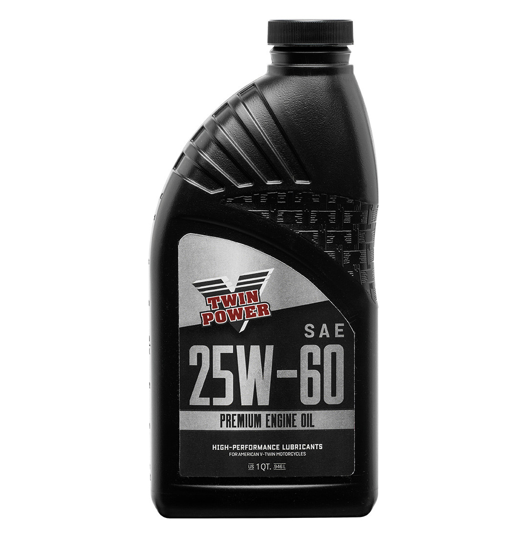 Twin Power Premium Engine Oil 25W60