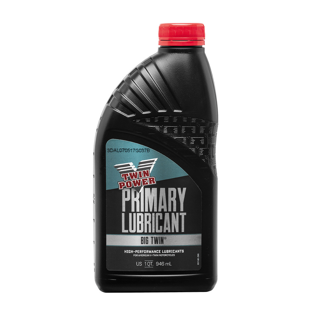 Twin Power Primary Chain Lube