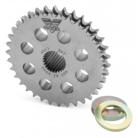 34-Tooth Compensator Eliminator Sprocket