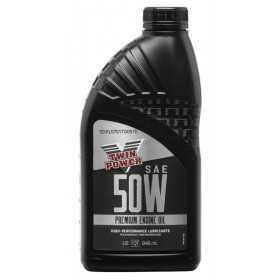 Twin Power Premium Engine Oil 50WT