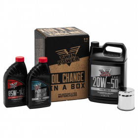 Oil Change-In-A-Box