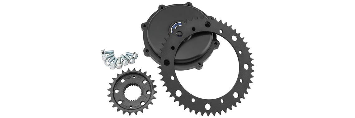Twin Power Introduces Rear Chain Conversion Kit