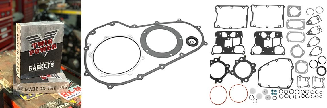 Twin Power Now Offering Gaskets