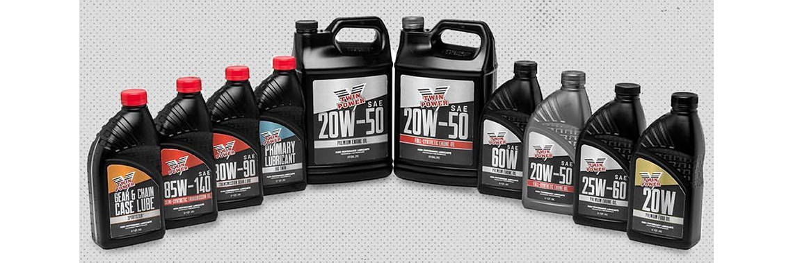New Twin Power Lubricants Ready for American V-Twins