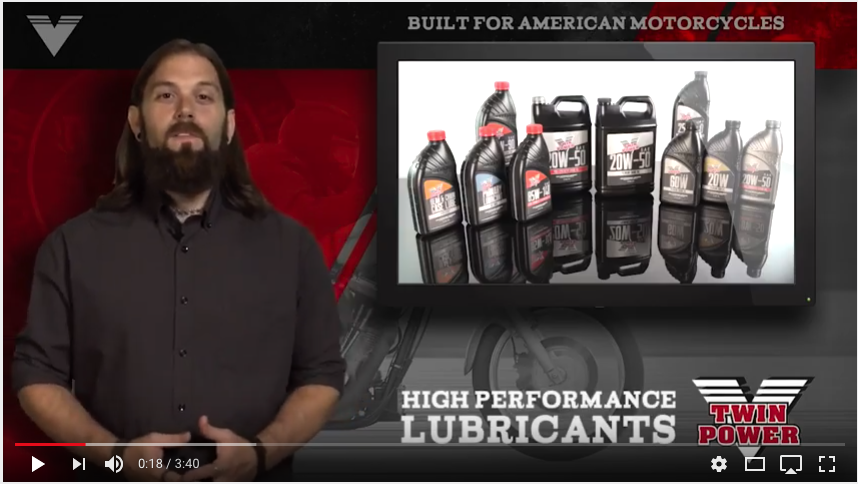 Premium Lubricants | Twin Power