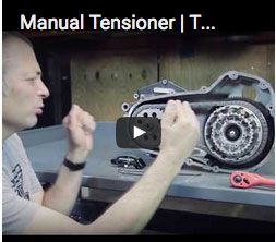 Manual Tensioner | Twin Power